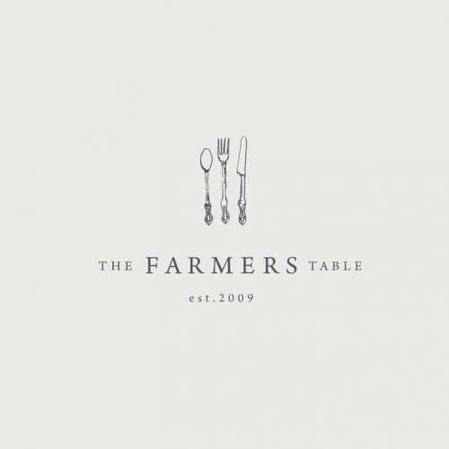 Logo | The Farmers Table – Wordmark
