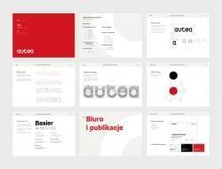 Branding   Autea Branding & Web Design by Michal Markiewicz
