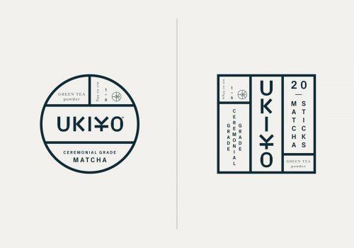Logo | Ukiyo – Wordmark and crest – Package Design – Mindsparkle Mag | mindspa ...