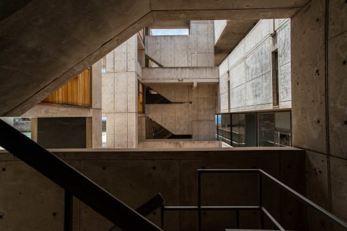 Paul Vu Photography – Salk Institute – Architectural Photography 005