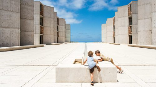 Paul Vu Photography – Salk Institute – Architectural Photography 003