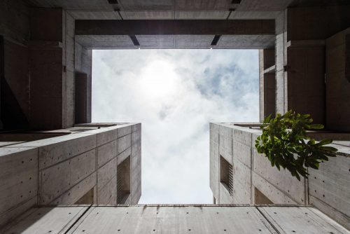 Paul Vu Photography – Salk Institute – Architectural Photography 001