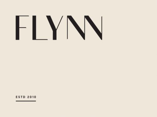 Logo | Flynn – Wordmark by Saturday Studio | dribbble.co