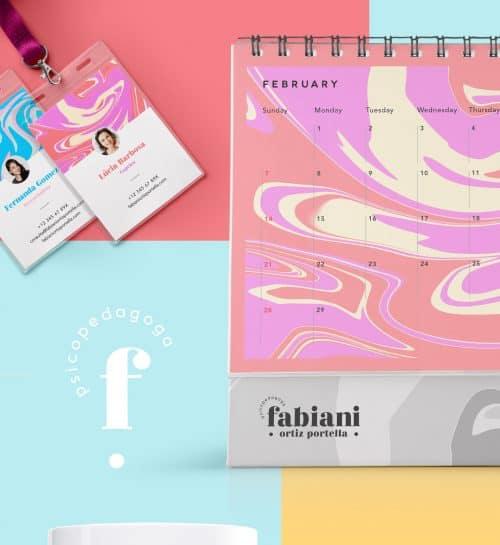 Branding | Fabiani Ortiz Portella by Celeste Schwalm Pich