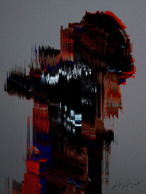 Vapor Wave | Lo-Fi Distortion Texture00