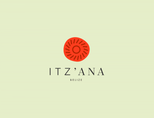 Logo | Fuzzco, ITZ'ANA – Wordmark and logomark | fuzzco.co