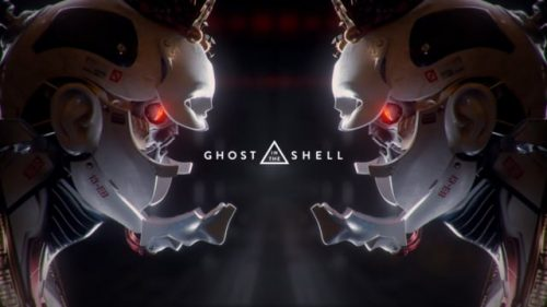 Title Sequence   Ghost in the shell title sequence (Korean tradition covered)