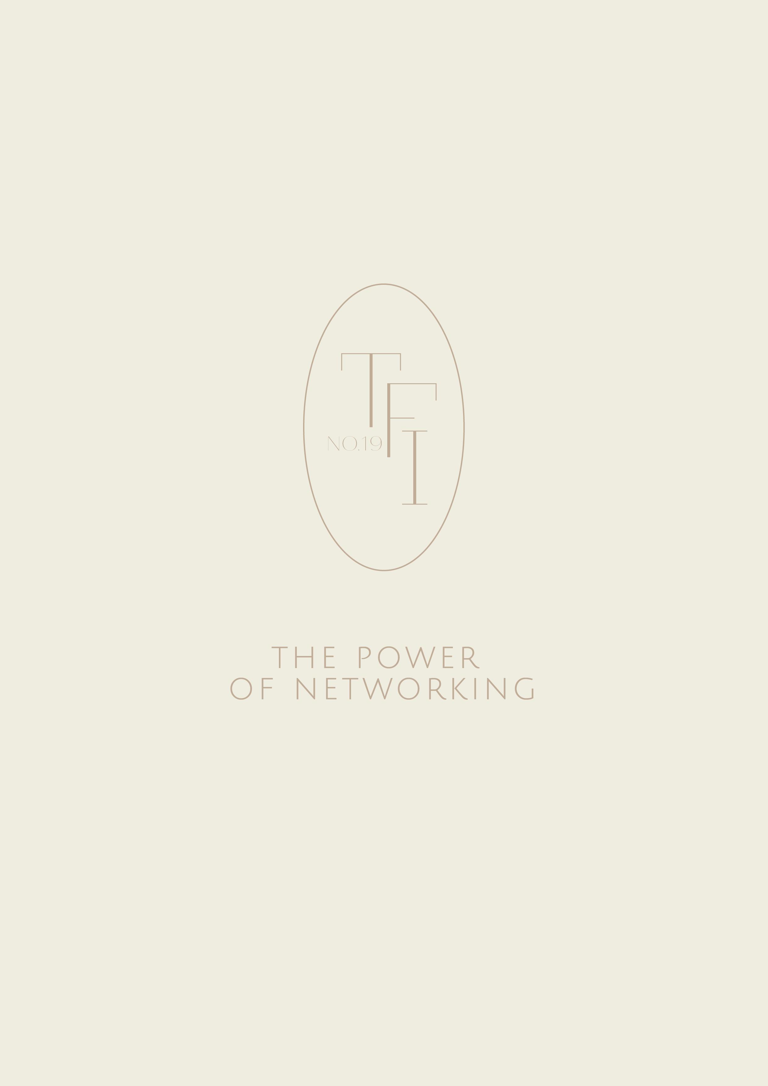 Logo | TFI – Monogram – The Freelance Issue No. 19