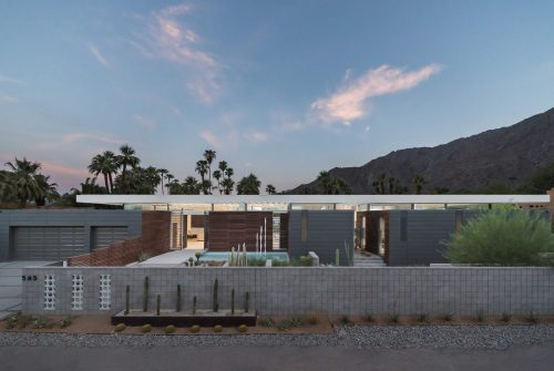 Paul Vu Photography – Palm Springs Retreat – Lorcan O'Herlihy Architects – Architectural Photogr ...