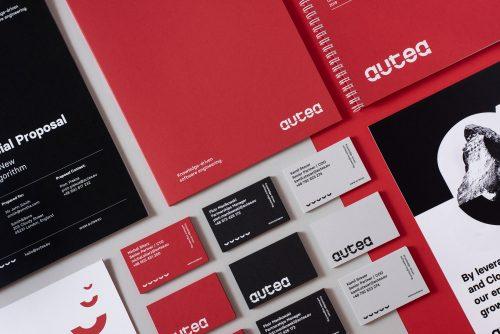 Branding | Autea Branding & Web Design by Michal Markiewicz
