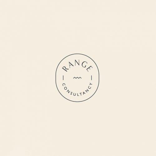 Logo   Range Consultancy – Wordmark and crest