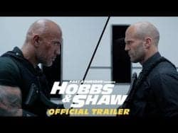 Fast & Furious Presents: Hobbs & Shaw – Official Trailer #2 [HD] – YouTube