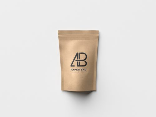 Asset | Paper Bag Packaging Mockup