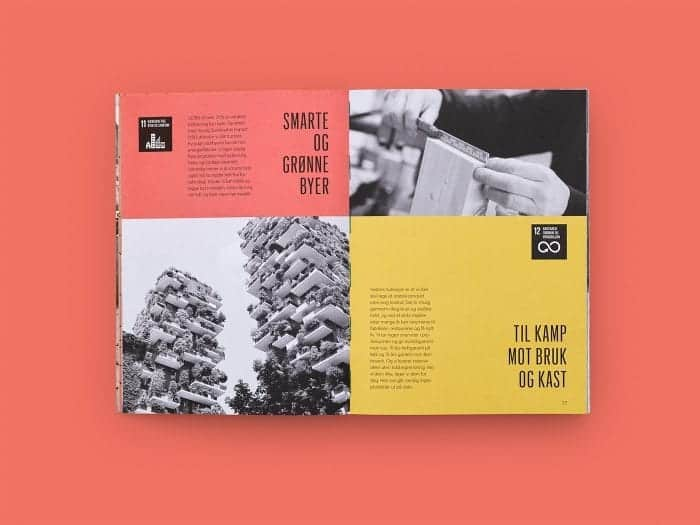 Vestre Catalogue 2019 Magazine Design Campfire Campfire