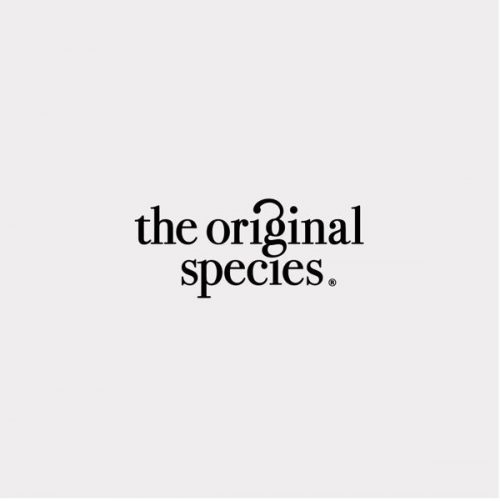 Logo | The Original Species – Wordmark | topdesignmag.co