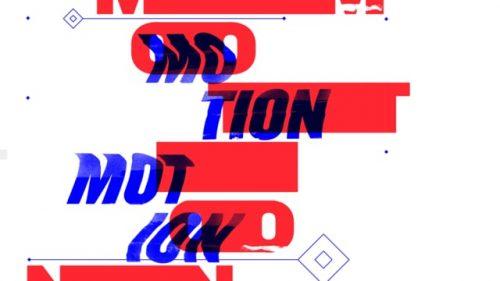 Motion Graphics | Motion Motion 2018 – trailer