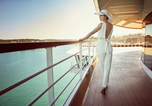 Photography – Levine Leavitt – Sophy Holland – Advertisement – Seabourn 08