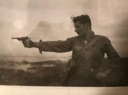 Vintage Photography of Philippine Soldier – 1942