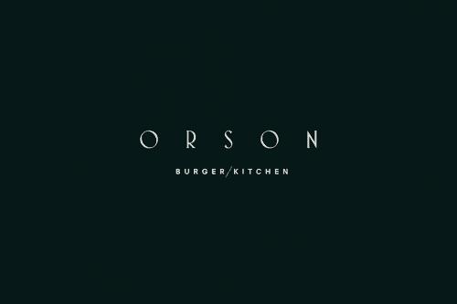Logo | Branding Packaging & Interiorism — Orson Anagrama| anagrama.co