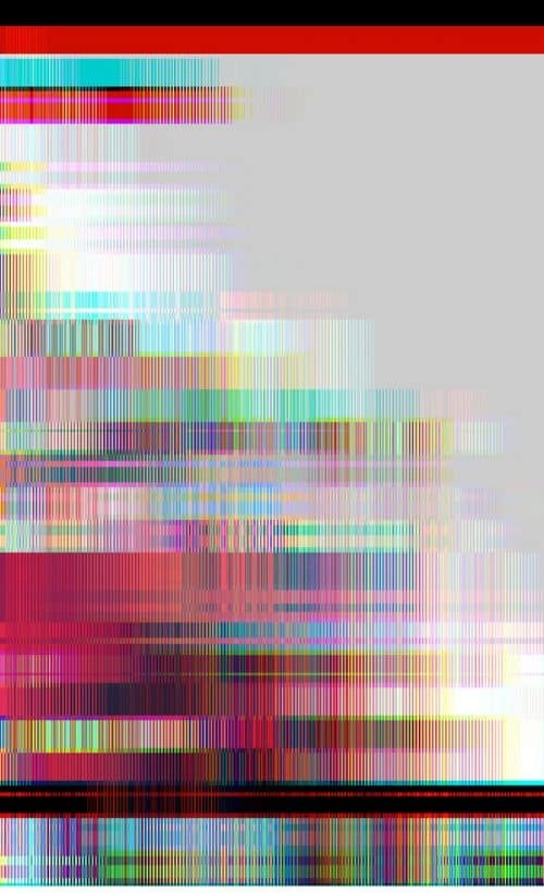 Vapor Wave | Lo-Fi Distortion Texture22