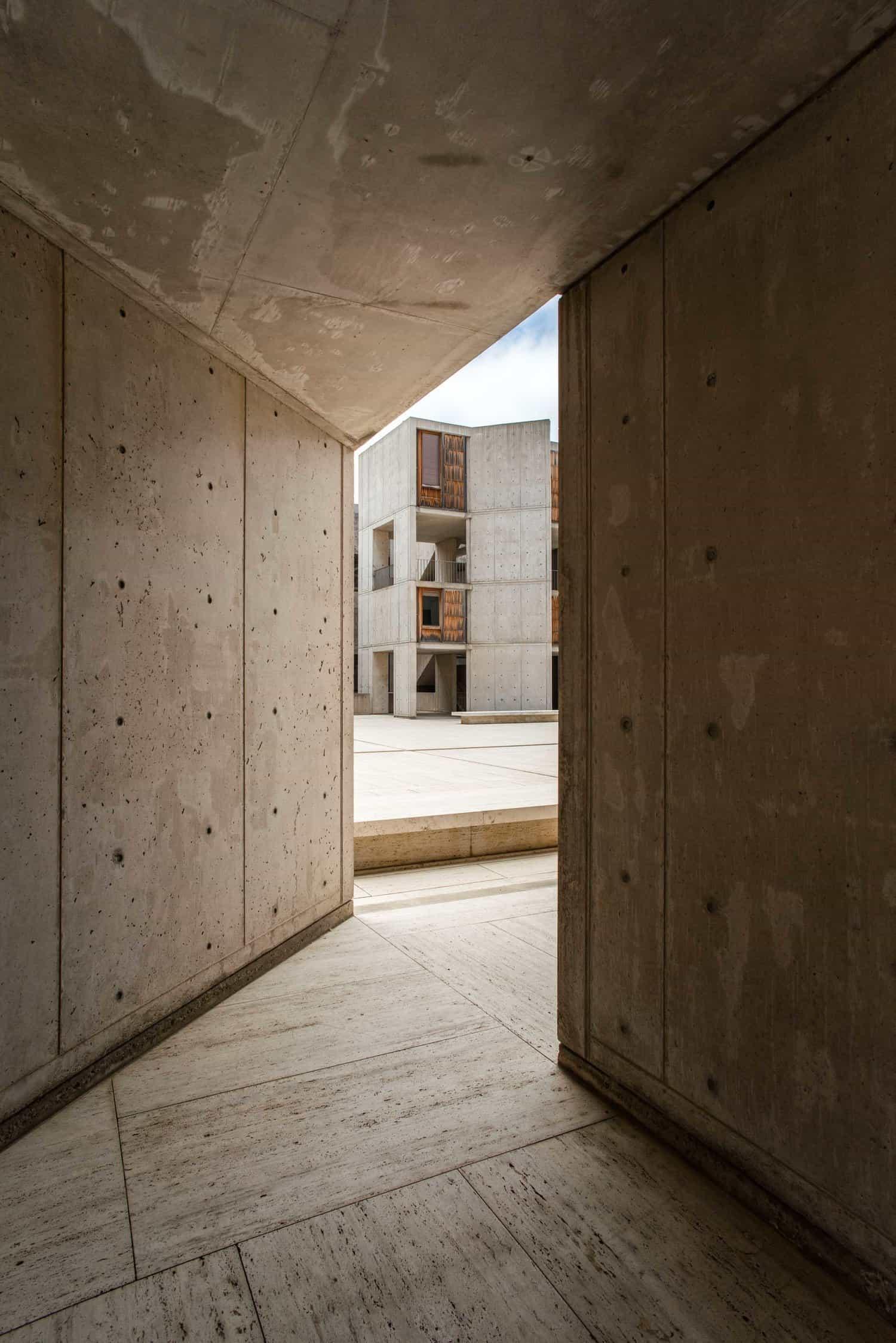 Paul Vu Photography – Salk Institute – Architectural Photography 004