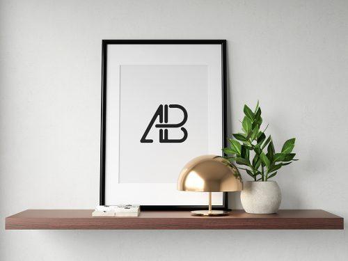 Asset | Modern Poster Mockup Vol.4