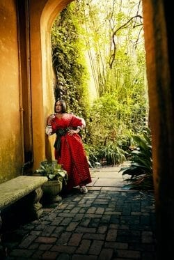 Photography – Levine Leavitt – Sophy Holl Niecy Nash black white pink red dress outf ...