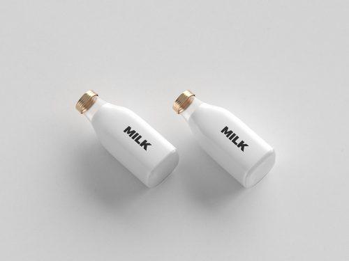 Asset | Minimal Bottle Mockup Vol.2