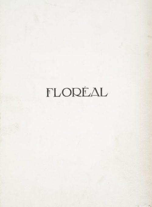 Logo | FLOREAL – Wordmark