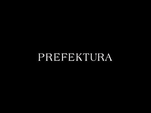 Logo | Prefektura Varsovia – Wordmark