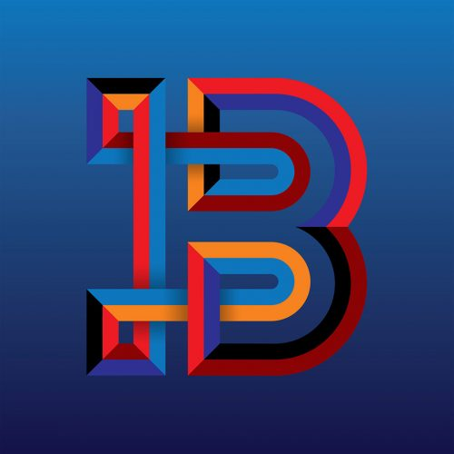 Matt W. Moore – Alphafont 2018 – Alphabet Font – Typography 017