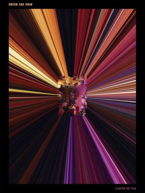 Enter The Void (2009) Movie Poster – Gaspar Noe Film