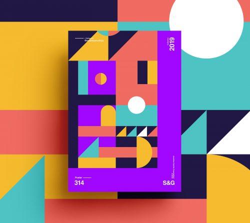 Graphic Design – Poster Design – Studio JQ 022