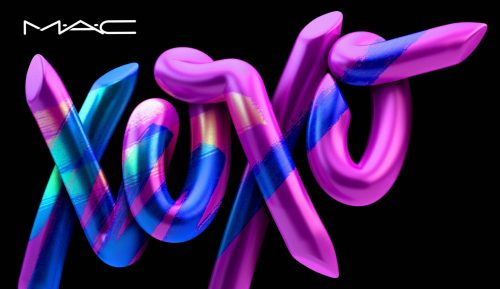 Alex Trochut | Typography Design Illustration MAC COSMETICS STYLE B XOXO1-1600×926
