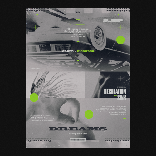 Diego L. Rodriguez – 365 Project Month 3 Fresh Poster Design 003