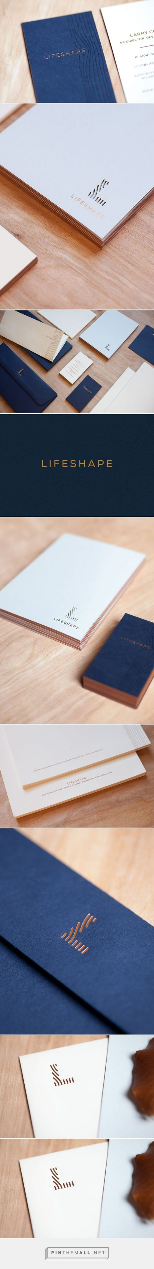 Lifeshape | Branding, Logo and Identity