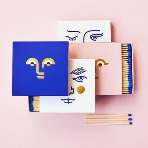 Quirk and Feminine Brand Identity