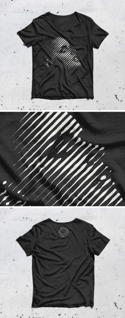 Asset | T-Shirt MockUp PSD #4