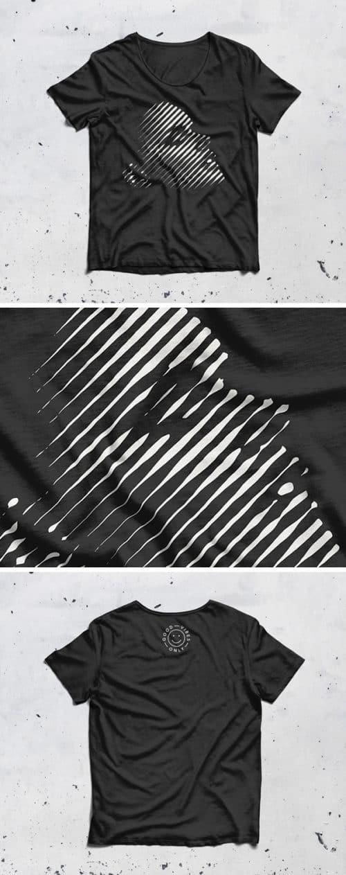 Asset   T-Shirt MockUp PSD #4