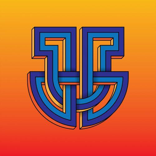 Matt W. Moore – Alphafont 2018 – Alphabet Font – Typography 006