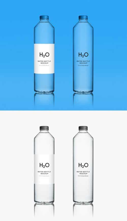 Asset   Water Bottle MockUp