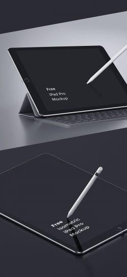 Asset | iPad Pro MockUp