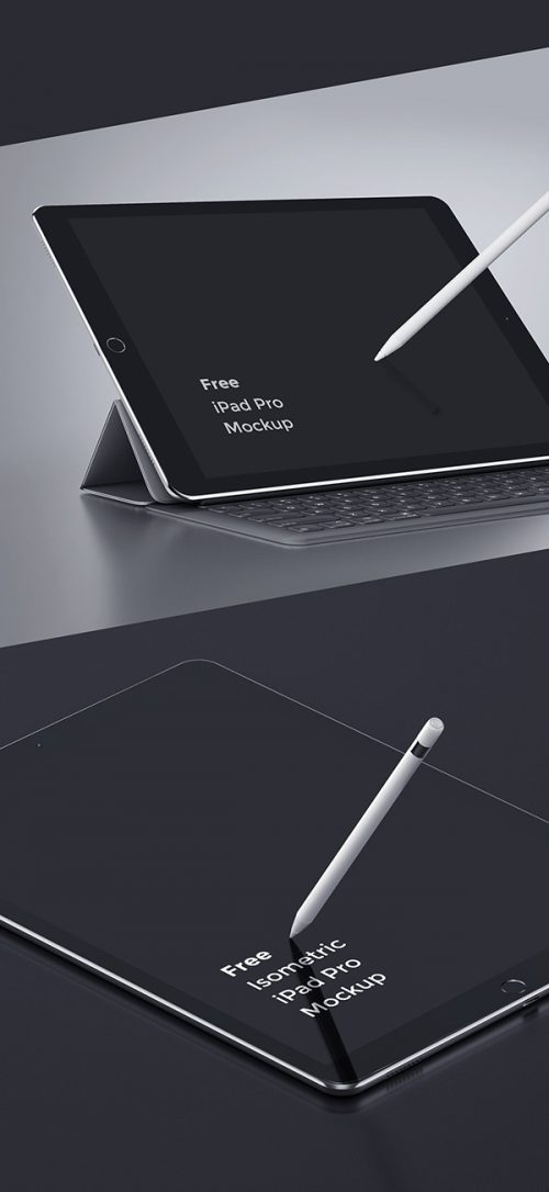 Asset   iPad Pro MockUp