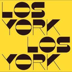 Typography – Los York