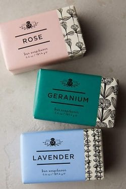 Shop the Thistle and Vine Bar Soap at Anthropologie