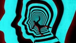 Tunnel Vision – Black Futures | Cell Shading Looping 3D Animation