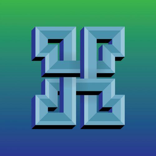 Matt W. Moore – Alphafont 2018 – Alphabet Font – Typography 029