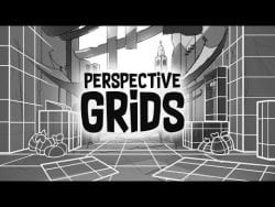 Perspective Drawing in Photoshop! Grids and Tips – YouTube