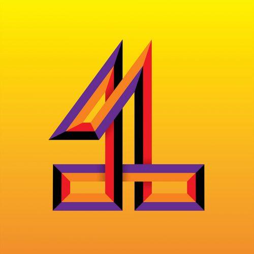 Matt W. Moore – Alphafont 2018 – Alphabet Font – Typography 012