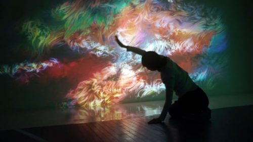 SYMBIOSE – AN EXHIBITION THAT OVERCOME DIGITAL BOUNDARIES